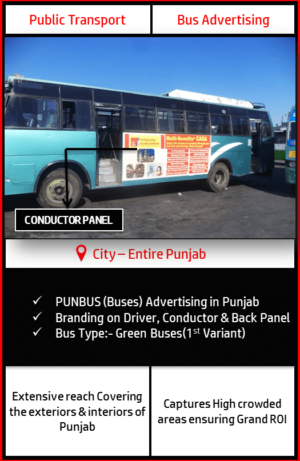 Punjab Roadways Buses Ads| Punjab Roadways Buses Advertising Agency | Punjab Roadways Buses Advertising rates | PUNBUS Advertisement in Punjab| Buses Advertising in Punjab | Transport advertisement in Punjab | Punjab Roadways Ads in Punjab