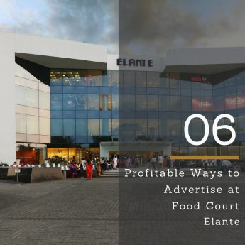 advertise at Elante Mall Chandigarh