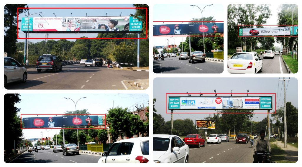 Gantry Advertising in Mohali