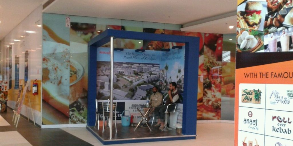 Stall Advertising in Delhi NCR, Stall Advertising in Noida, Mall Advertising, GIP, Gardens Galleria, Outdoor Advertising, outdoor advertising agency, Outdoor Advertising in Delhi NCR