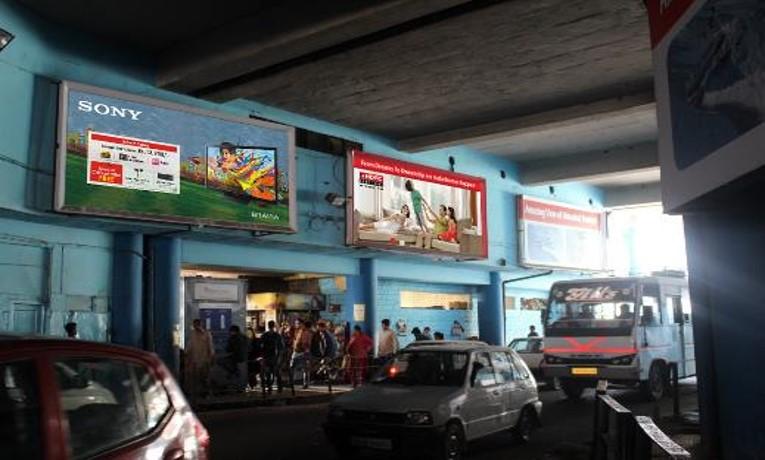 Media No.2 Outdoor Hoarding Advertising in Tunnel, Shimla