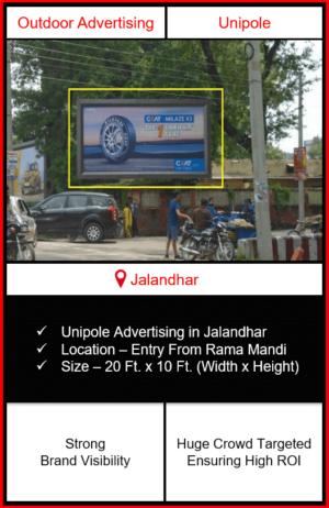 outdoor advertising in jalandhar, outdoor branding in jalandhar, advertising in jalandhar, hoarding advertising in jalandhar