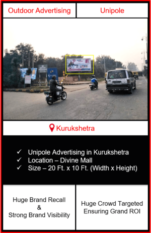 outdoor advertising in kurukshetra, hoarding advertising in kurukshetra, advertising in kurukshetra
