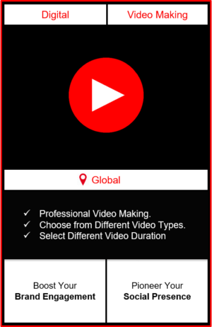 video making, professional video making, video making software, video advertising, video ad