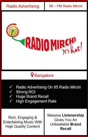 Radio Advertising in Bangalore, advertising on radio in Bangalore, radio ads in Bangalore, advertising in Bangalore
