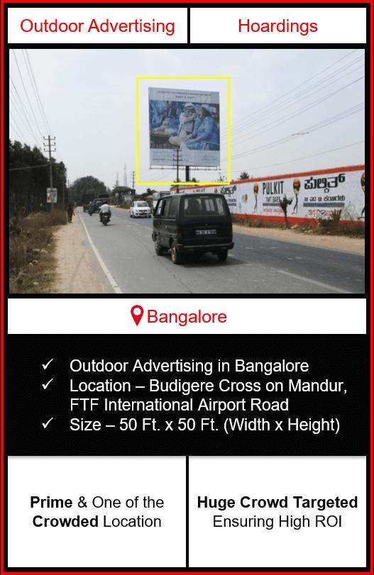 Outdoor advertising in Bangalore, outdoor advertising in Bengaluru, hoarding advertising in Bangalore, Bengaluru outdoor ads agency, advertising agency in bengaluru