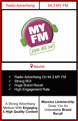 Radio Advertising in Nashik, advertising on radio in Nashik, radio ads in Nashik, advertising in Nashik, 92.7 BIG FM Advertising in Nashik