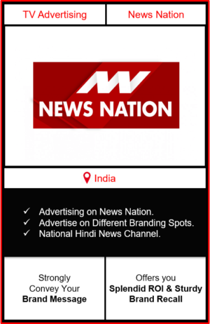 Advertising on news nation, ad on news nation, advertising in news nation, news nation advertising agency