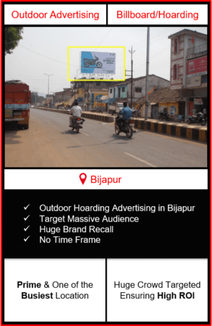 Outdoor advertising in bijapur, outdoor hoarding advertising in bijapur, bijapur hoarding advertising, ooh advertising in bijapur, outdoor advertising agency in bijapur, chhattissgarh