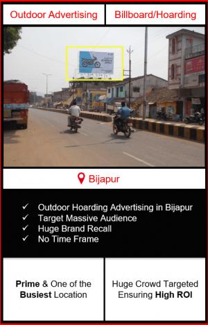 Outdoor advertising in bijapur, outdoor hoarding advertising in bijapur, bijapur hoarding advertising, ooh advertising in bijapur, outdoor advertising agency in bijapur, chhattissgarh
