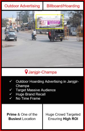 Outdoor advertising in Janjgir-Champa, outdoor advertising in Janjgir-Champa, Janjgir-Champa hoarding advertising, ooh advertising in Janjgir-Champa, outdoor advertising agency in Janjgir-Champa, chhattissgarh