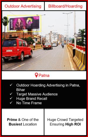 advertising in patna, bihar, outdoor advertising in patna, advertising on patna railway station in patna, advertising on hoardings in patna, advertising agency in patna