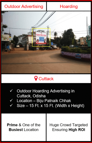 outdoor advertising in cuttack, hoarding advertising in cuttack, advertising at mission road, outdoor hoarding branding in cuttack, advertising agency in cuttack
