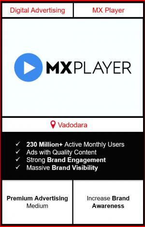 mx player advertising in vadodara, advertising on mx player, how to advertise on mx player, ott advertising, ad in mx player
