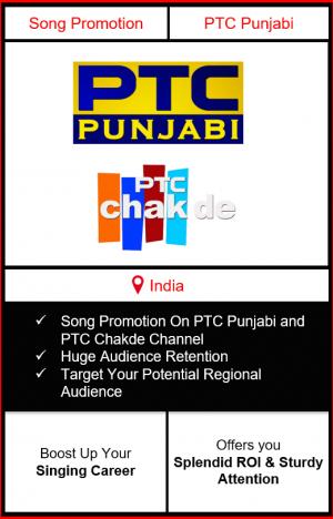 song promotion on ptc punjabi, song advertising on ptc, song ad on ptc punjabi, song promotion advertising agency, advertise song on ptc punjabi