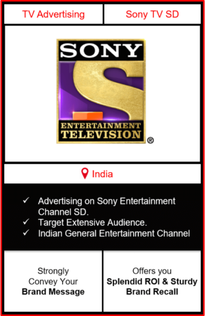 advertising on sony tv, sony tv advertising agency, how to advertise on sony tv, sony tv advertising contact number