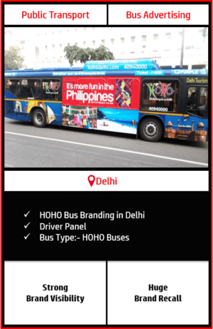 advertising on hoho buses, HOHO bus branding in delhi, Branding On HOHO Buses, HOHO Bus Advertisement In Delhi, HOHO Bus Advertising Agency