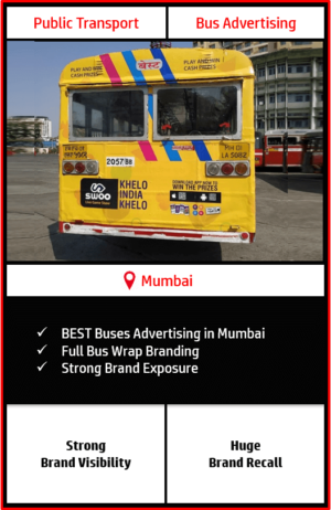 advertising on buses in mumbai, best buses advertising in mumbai, bus branding in mumbai, best bus branding, bus branding agency in mumbai
