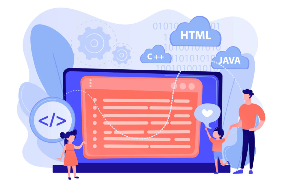 Coding – A Powerful Medium For Your Kids