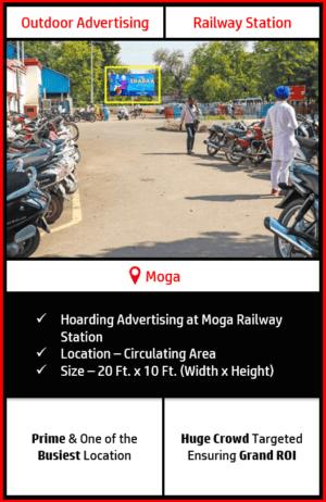 Outdoor hoarding advertising in Moga, outdoor advertising in Moga, hoarding advertising in Moga, Moga outdoor ads agency, advertising agency in Moga