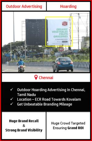 Outdoor hoarding advertising in Chennai, tamil nadu, outdoor advertising in Chennai, outdoor advertising agency in chennai
